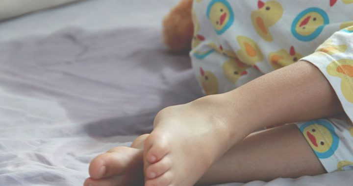 Bedwetting - Pee in bed