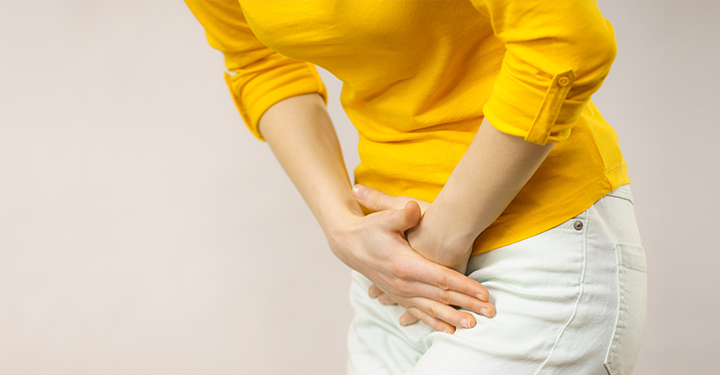 Bladder infection leads to annoying urinary problems