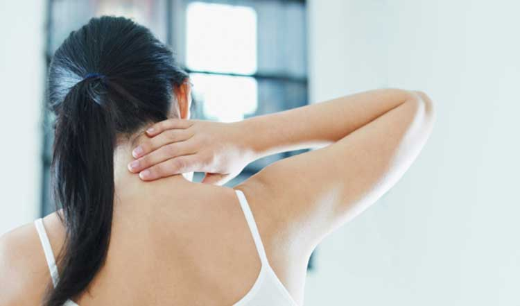 Fibromyalgia disorder in the musculoskeletal system