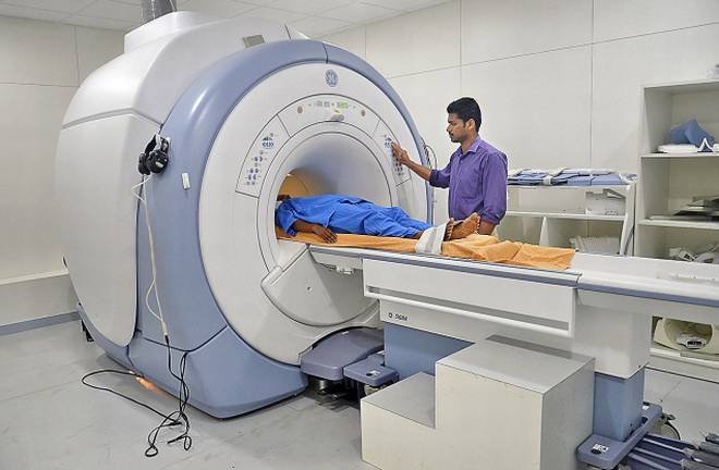 Everything about MRI scan